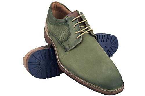 Zerimar Zapatos Hombre Vestir | Zapatos Hombre Casuales| Zapatos de Piel Hombre...