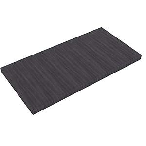 INWONA Kallax Regal Sitzauflage 76 x 39 x 4 cm Sitzpolster Sitzbank-Auflage Sitzkissen/Auflage für Sideboard als…