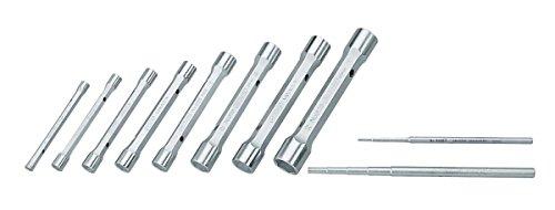 Gedore KD 626-10 - Set di chiavi vetro combinato (6-32mm)