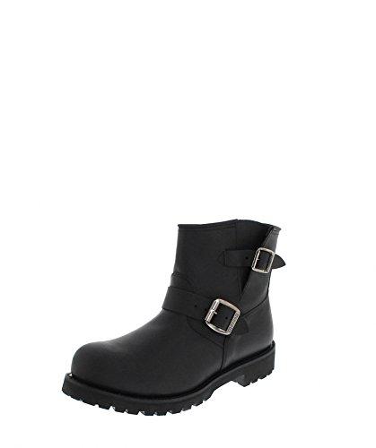 Piel Boots 46 Para De HombreColor Botas Mayura NegroTalla WHIe9D2EY