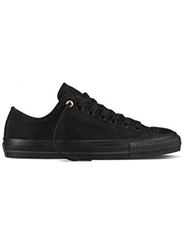 Converse Chuck Taylor Core Lea Hi, Unisex - Erwachsene Sneaker black/black/storm wind