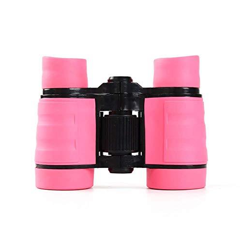 joizo 1pc Spielzeug Fernglas 4x30mm Verstellbare Mini Twin-Licht für Compact Twin Kinder Für...