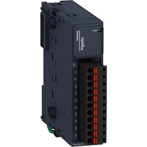 Schneider Electric E/S de expansión a TM3tm3aq4g EA Módulo 4Analog A. SPS de analógica un módulo de/Salida 3606480648991