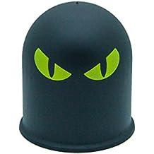 10 x AHK Schutz Kappe Anhängerkupplung Schutzkappe Abdeckung Grün