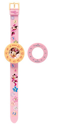 Disney Kinder-Armbanduhr Analog Quarz