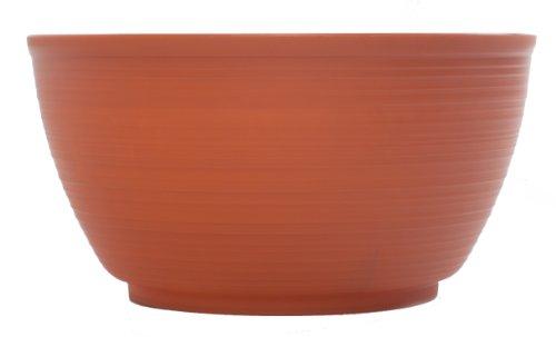 Bloem PB15–46–6 38,1 cm Dura Cotta Plante Bol – Terra Cotta