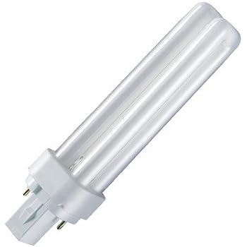 Osram DULUX D 18W/830 G24d2 (100W) FS1 153mm Kompakt LLp Warmton F.KVG