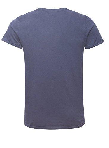 JACK & JONES Shirt APPLICA Blau