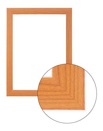 Holz-Bilderrahmen Farbe