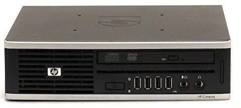 HP Elite 8000 USFF - Intel Dual Core E5500 | 4GB | 160GB HDD | Windows 10 Home | Computer (Generalüberholt)