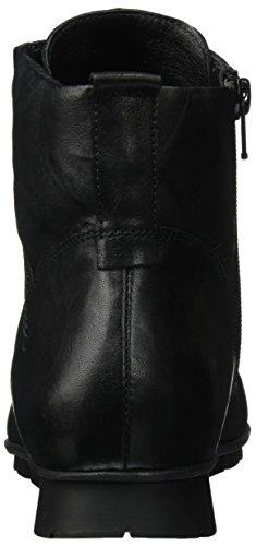 Think Menscha, Stivali Desert Boots Donna Nero (Schwarz 00)