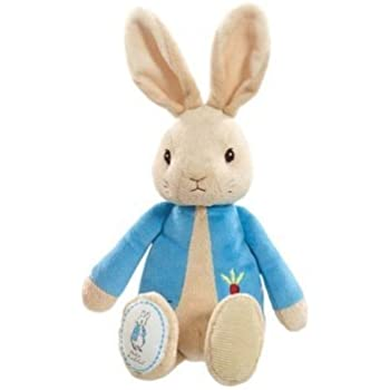 Rainbow Designs - My First Flopsy Bunny - Soft Toy - 33cms: Amazon ...