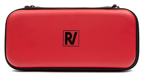 Preisvergleich Produktbild Retrojuno Hülle für Nintendo Switch 26 cm de Largo y 13 cm de ancho rot