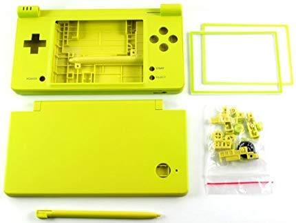 Gehäuse für Nintendo DSi NDSi/NDSi/Spielekonsole, komplettes Set, Gelb