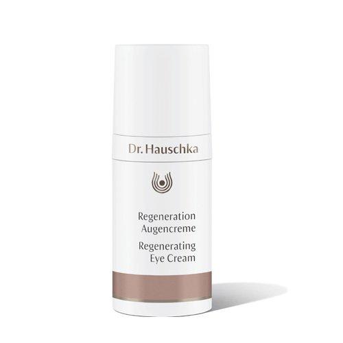 Dr. Hauschka Regeneration Augencreme unisex, verfeinernde Pflege, 15 ml, 1er Pack (1 x 43 g)
