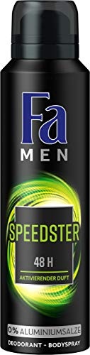 Fa Men Speedster Energizing Deospray, 6er Pack (6 x 150 ml)