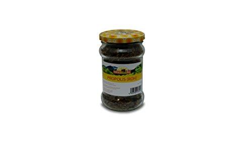 Propolis von ImkerPur®, roh, 100g, antibakteriell, rückstandsfrei, direkt vom Bienenstand, Ernte 2017
