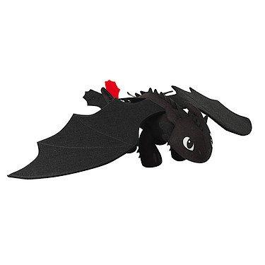 Dragons - 6022494 - Peluche Krokmou 35 cm