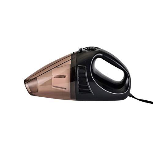 Iswell Aspirador automático de alta potencia de 12 V Con un Cable de alimentación Largo Estuche adicional Aspirador portátil de Mano para automóvil de