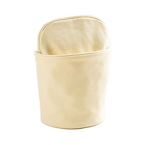 Long sac cosmétique stockage Séparation humide et sèche grande capacité Voyage multifonctionnel portatif Simple lavage universel multi-couleur 13.5 * 24 cm MUMUJIN ( Couleur : Le jaune )