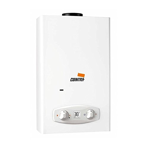 Cointra Supreme Plus–Rechaud Gas Wasserdicht supreme-11e plus-b Energie-Effizienzklasse ENERGETICA A \ M