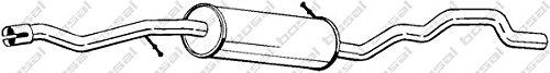 Preisvergleich Produktbild Bosal 288-305 Mittelschalldämpfer