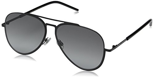 Marc Jacobs Unisex-Erwachsene MARC 38/S VK 65Z 56 Sonnenbrille, Black/Grey Sf, -