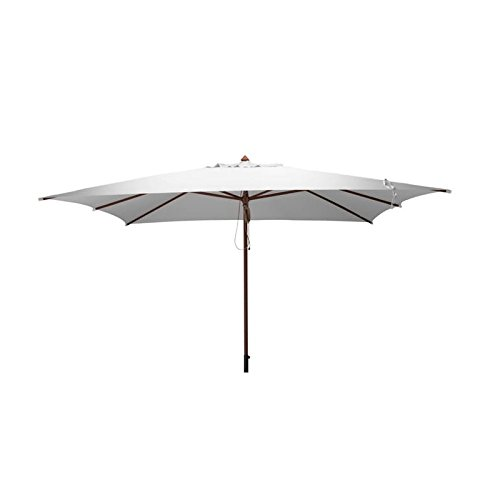 Parasol luxe 3x4 - Couleur - Taupe