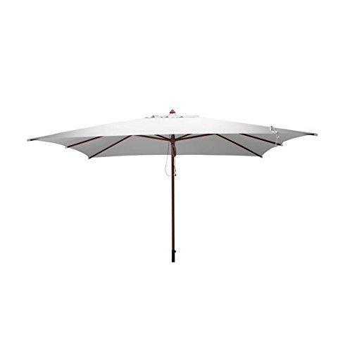 Parasol luxe 3x4 - Couleur - Ecru