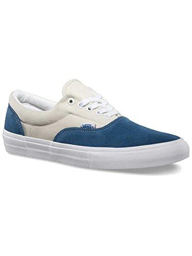 Vans  M Era Pro, Herren Skateboardschuhe Blue/White