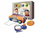 VTECH Console V.Smile Oui-Oui + VSMILE MANETTE BLEUE AVEC...