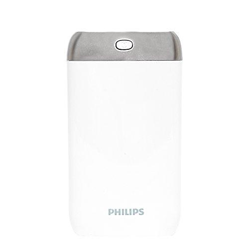 Philips DLP8006/97 8000mAH Lithium Ion Power Bank (White)