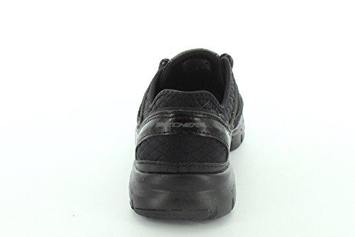 Skechers Skech-FlexRoyal Forward, Sneakers basses femme Black