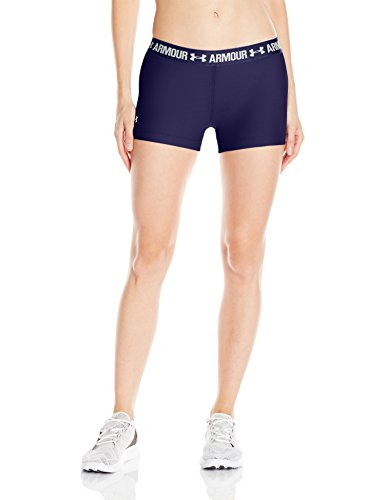 Under Armour Shorty de compression Femme Midnight Navy/Midnight Navy