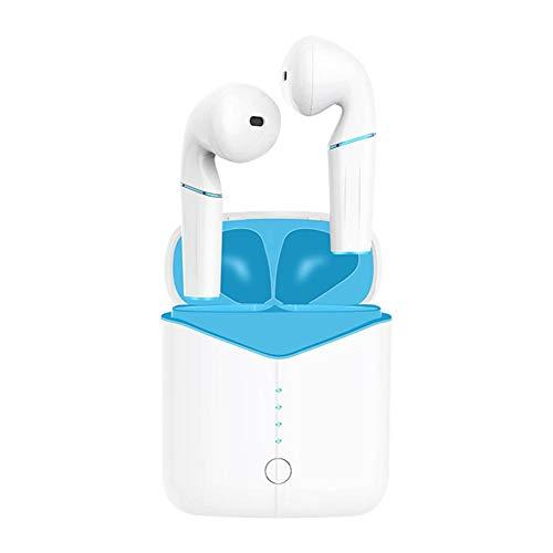 Eayse Kabellos Bluetooth Headset, P20 Bluetooth Ohrhörer Headset Öffnen Sie Die Abdeckung, Um Kabellose Ohrhörer Ohne Kabelsalat Anzuzeigen - Ohne Kabelsalat Ohrhörer