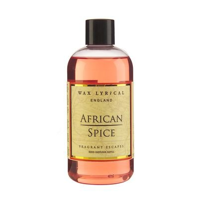 Wax Lyrical African Spice Reed Diffuser Refill 250ml