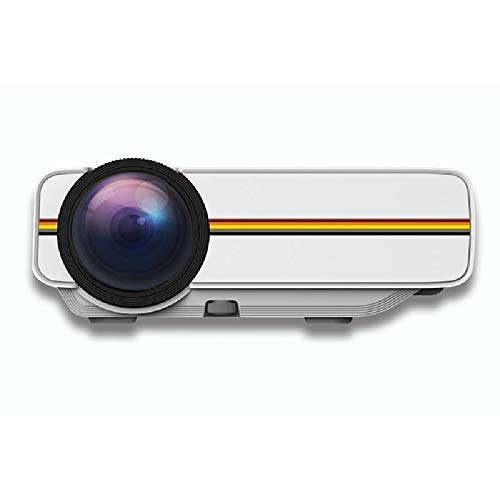 LED portable mini projector home type HD projector
