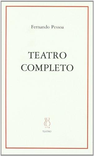 Teatro completo por Fernando Pessoa