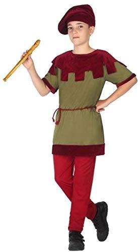 licher Bauer Halloween Karneval Kostüm Outfit 3-12 Jahre ()