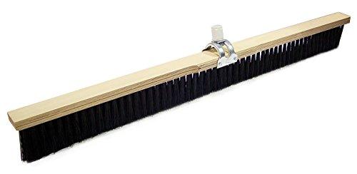 BON Beton Veredelung Besen mit verstellbarer Griff Sockel, 82-470