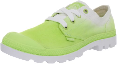 PALLADIUM Schuhe - Sneaker BLANC OX - sharp green fade, Größe:38