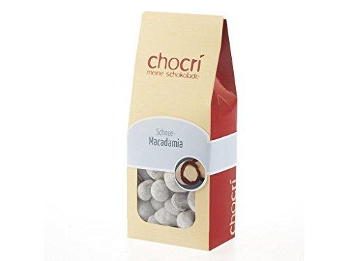 chocri - Noix de macadamia enneigées « Schnee Macadamia »