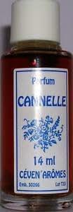 Extrait de parfum cannelle