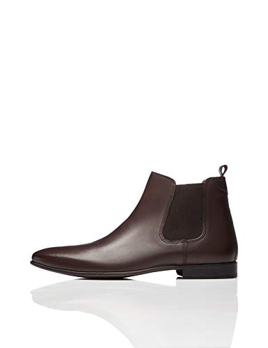 find. Albany Chelsea Boots, Braun Brown), 45 EU -