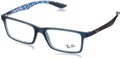 Ray-Ban Herren 0RX 8901 5262 55 Brillengestelle, Blau (Blu),