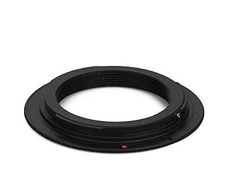 M42 Adapter für alle Canon EOS 650D 600D 550D 500D 450D 60D 50D 1100D uvm.
