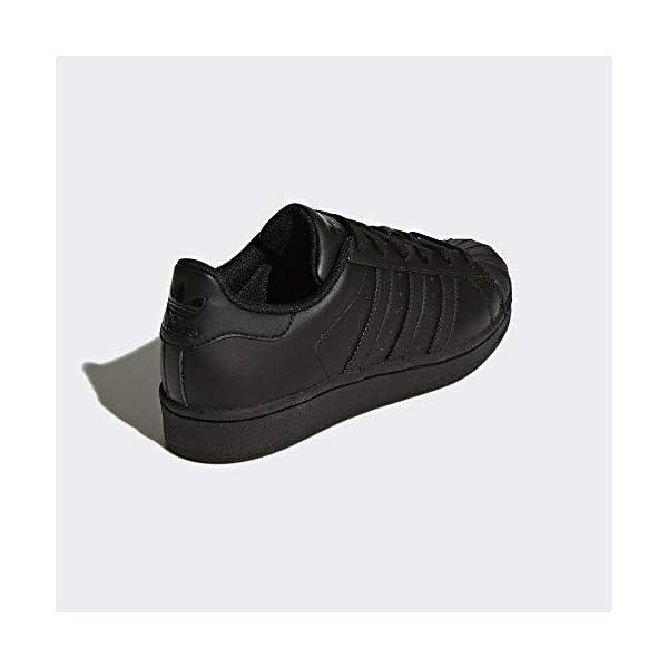 adidas Superstar Foundation, Scarpe da Ginnastica Bambini 4 spesavip