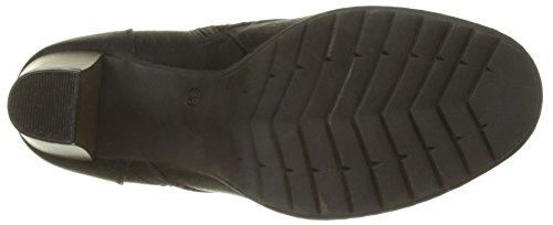 Tom Tailor - 3790403, Stivali Donna nero (nero)