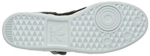adidas Originals Centenia Hi W, Baskets mode femme Noir (Black 1/Running White/Black 1)
