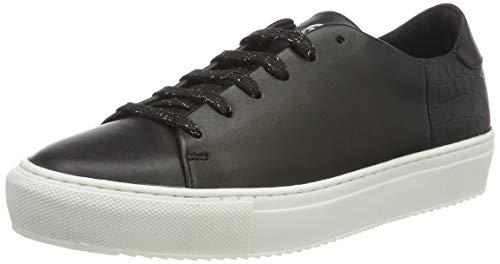 Tamaris Damen 1-1-23766-32 Sneaker, Schwarz (Black 1), 38 EU